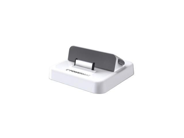 Duracell Powermat PMR-AID1 White Wireless Charging Dock Receiver for iPhone 4/ iPod Touch