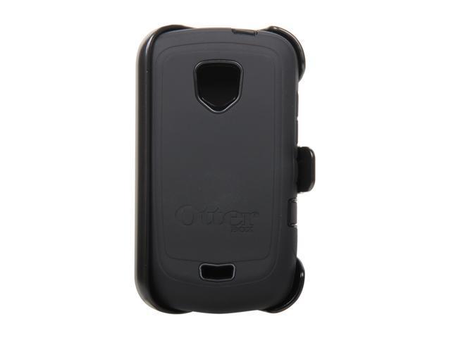OtterBox Defender Black Defender Case For Samsung DROID CHARGE SAM2-LTE4G-20-E4OTR