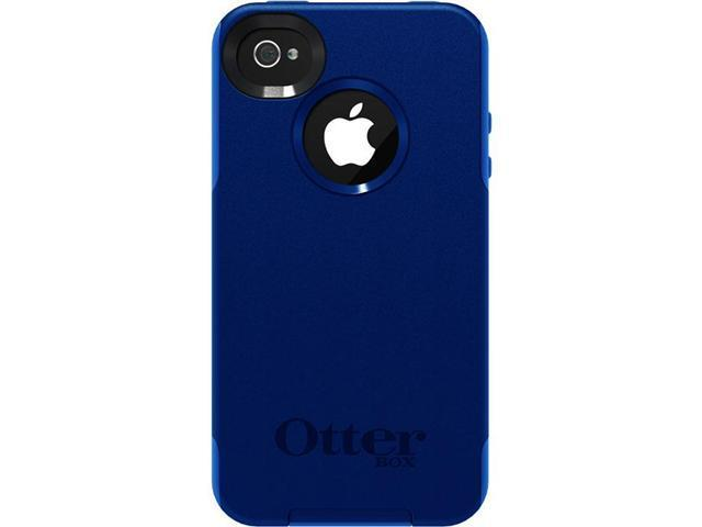 OtterBox Commuter Night Blue PC / Ocean Slip Cover Solid Case for iPhone 4/4S 77-18551