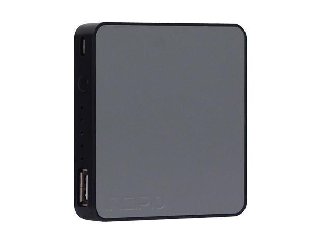 Incipio offGRID Black Universal Backup Battery - 1 Port Square PW-110