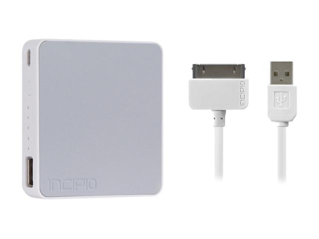 Incipio offGRID 1 Port Backup Battery for iPad iPhone iPod IP-647