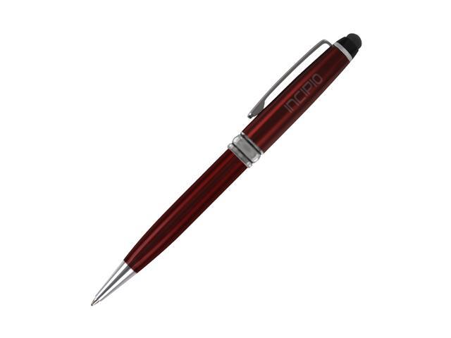 Incipio Red Inscribe Executive Stylus & Pen STY-106