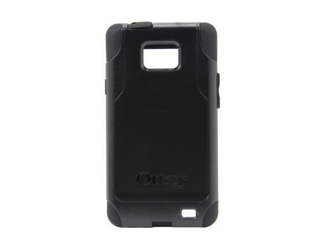 OtterBox Commuter Black Commuter Case For Samsung Galaxy S II SAM4-I777X-20-E4OTR