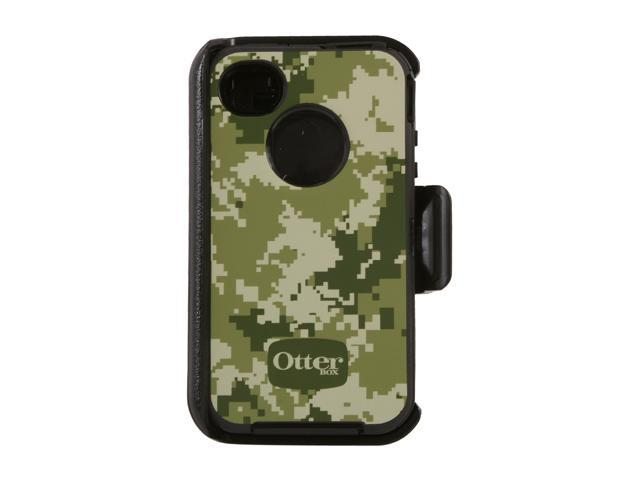 OtterBox Defender Digi Forest Military Camo Case For iPhone 4/4S APL2-I4SUN-K5-E4OTR
