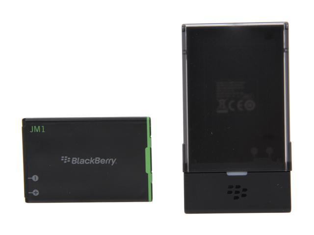 BlackBerry JM-1 Battery Charging Bundle ACC-38580-301