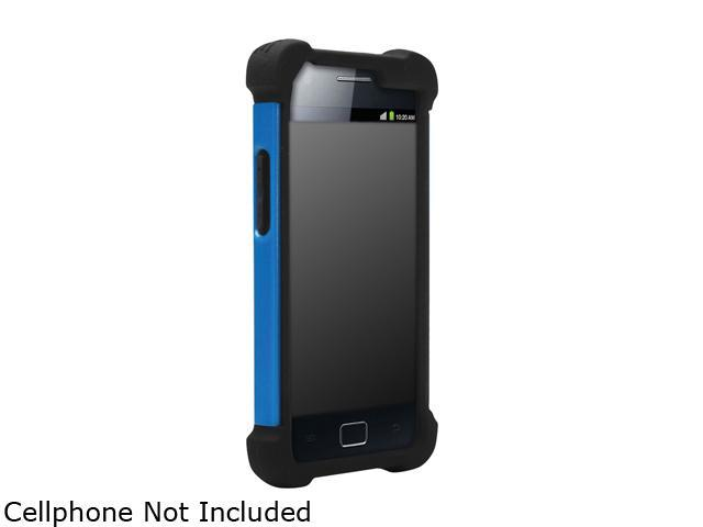 Ballistic Case Shell Gel (SG) Series Black / Blue Shell Gel (SG) Series Case For Samsung Galaxy S II                     ...