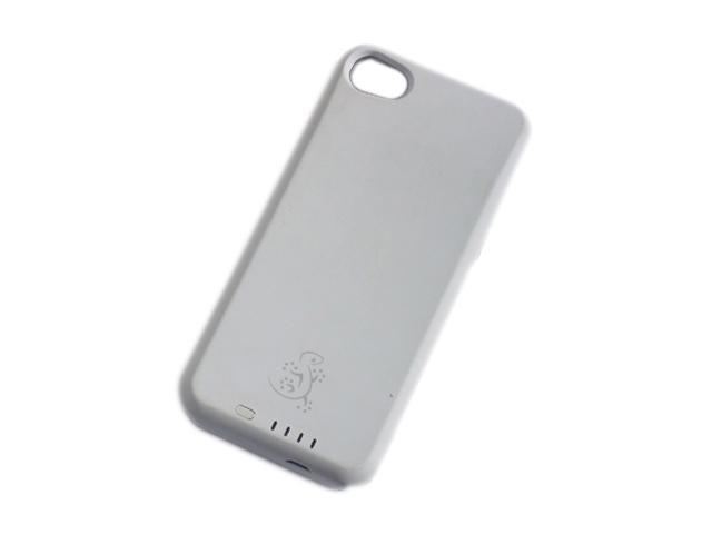 Snow Lizard Slim Tek White Case For iPhone 4 / 4S SLSLMWHT