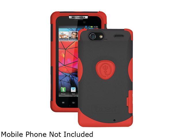 Trident Aegis Red Case for Motorola Droid RAZR AG-RAZR-RD