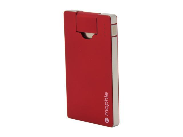 mophie Juice Pack Boost Red 2000 mAh Battery For iPod & iPhone 2036_JPU-BOOST-2-RED