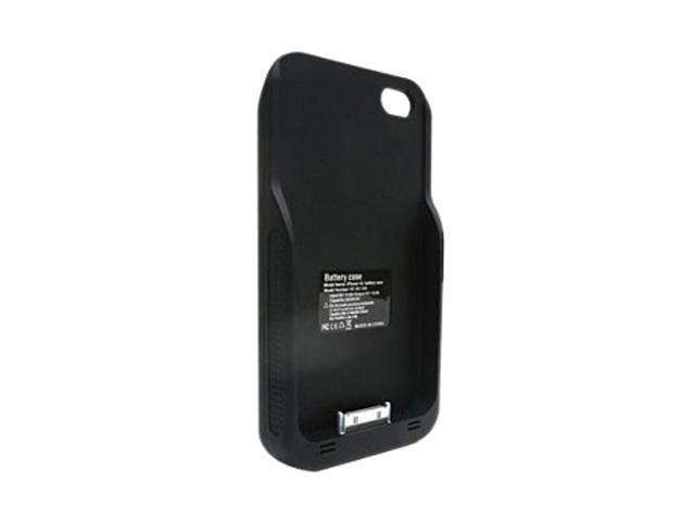 My Solar Life iSolar Plus Black Solar Powered Charger Case For iPhone 3G & 3GS msl103