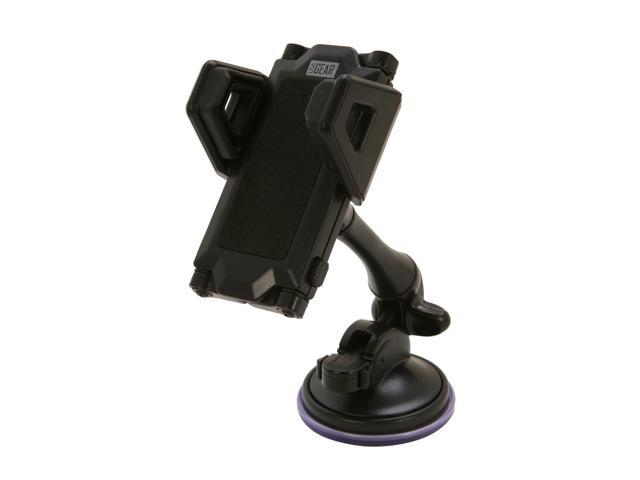 Accessory Power Universal Ready-Grip Cellphone / Smartphone Windshield Suction Car Mount Holder & Cradle for iPhone, Samsung, Motorola, HTC, Pantech, LG and more!