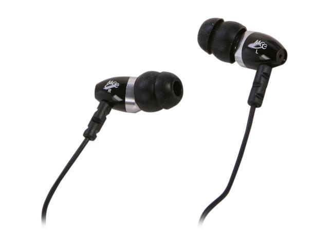 MEElectronics Black 3.5mm Stereo Headset for Cell Phones EP-N9P-BK-MEE