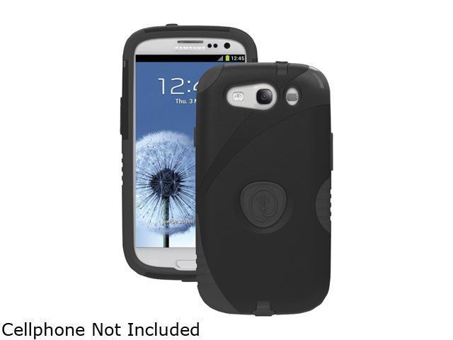 Trident Aegis Black Case for Samsung Galaxy S III AG-I9300-BK