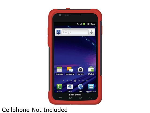 Trident Aegis Red Case for Samsung Galaxy S II Skyrocket AG-SKYRCKT-RD