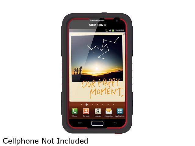 Trident Kraken AMS Red Case For Samsung Galaxy Note AMS-GNOTE-RD