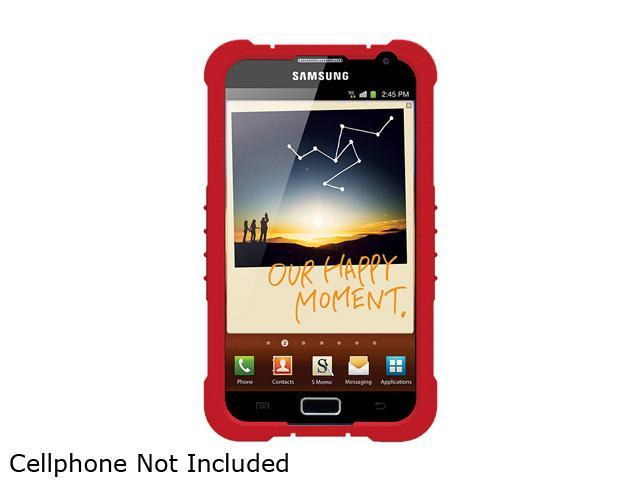 Trident Perseus Red Case For Samsung Galaxy Note PS-GNOTE-RD