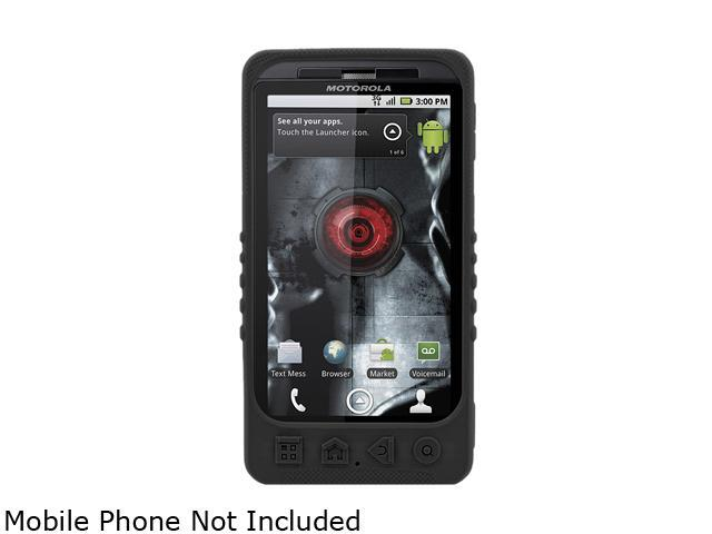 Trident Perseus Black Case For Motorola Droid X/Droid X2/Milestone X PS-DX2-BK
