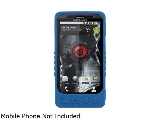 Trident Perseus Blue Case For Motorola Droid X/Droid X2/Milestone X PS-DX2-BL