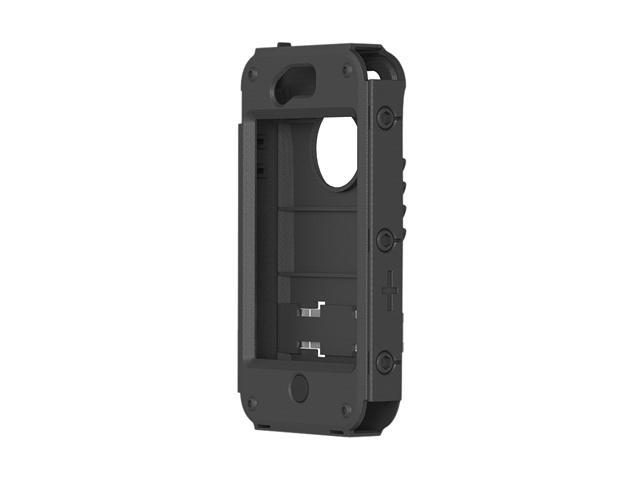 Trident Kraken AMS Exoskeleton Black Case for iPhone 4/4S EXO-IPH4S-BK