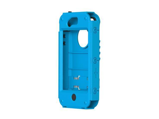 Trident Kraken AMS Exoskeleton Blue Case for iPhone 4/4S EXO-IPH4S-BL