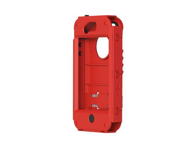 Trident Kraken AMS Exoskeleton Red Case for iPhone 4/4S EXO-IPH4S-RD