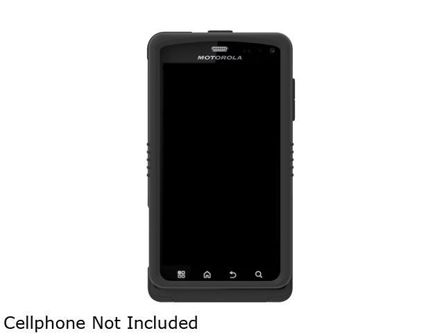 Trident Aegis Black Case for Motorola Droid 3 AG-DR3-BK