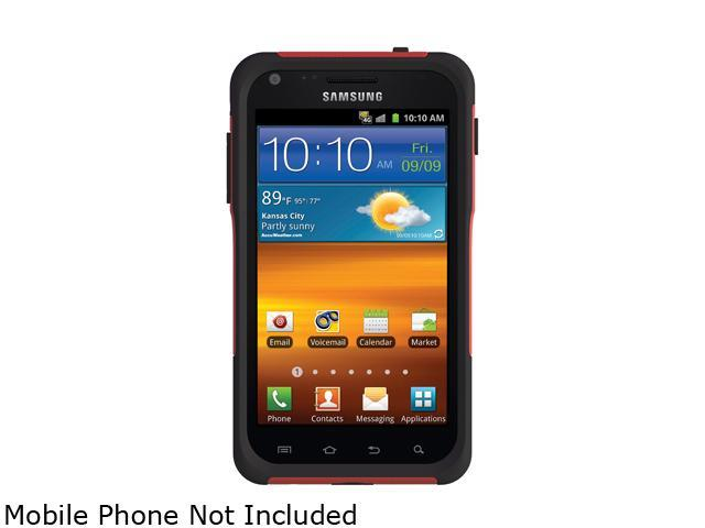 Trident Aegis Red Case for Samsung Epic Touch 4G AG-EPIC-RD