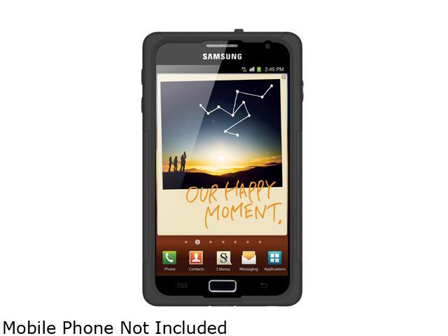 Trident Aegis Black Case for Samsung Galaxy Note AG-GNOTE-BK