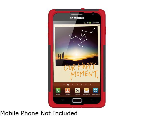 Trident Aegis Red Case for Samsung Galaxy Note AG-GNOTE-RD
