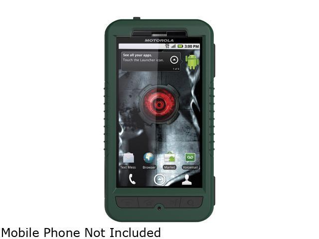 Trident Cyclops II Ballistic Green Case for Motorola Droid X/Droid X2/Milestone X CY2-DX2-BG