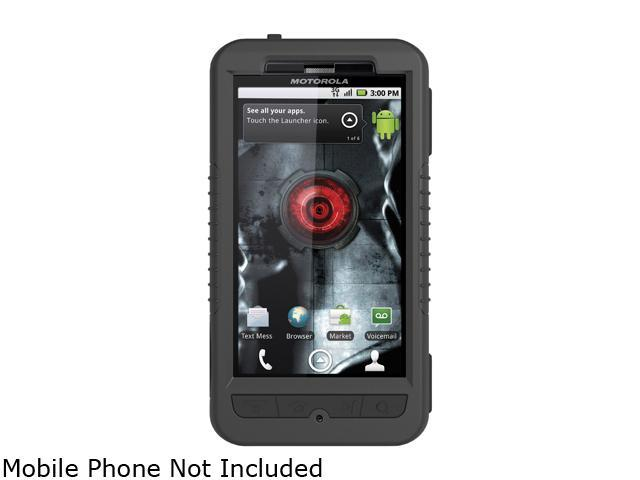 Trident Cyclops II Black Case for Motorola Droid X/Droid X2/Milestone X CY2-DX2-BK