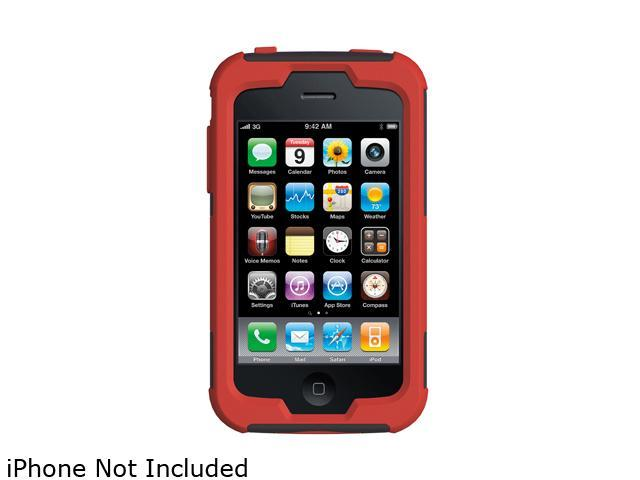 Trident Aegis Red Case for iPhone 3GS AG-3GS-RD