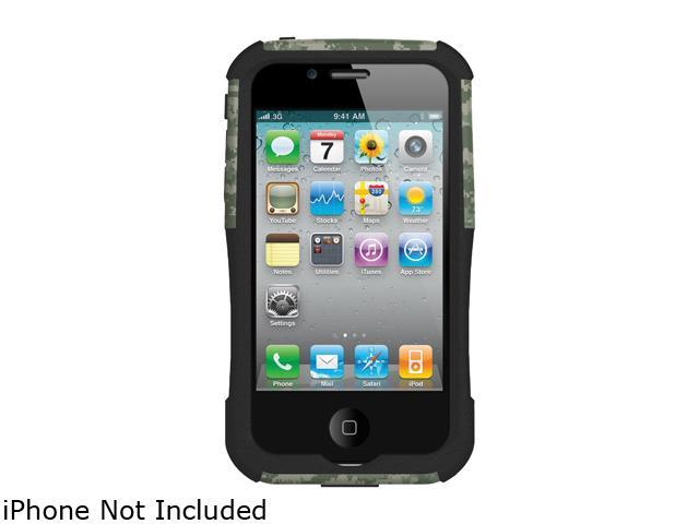 Trident Aegis Green Camo Case for iPhone 4/4S AG-IPH4-GRBC