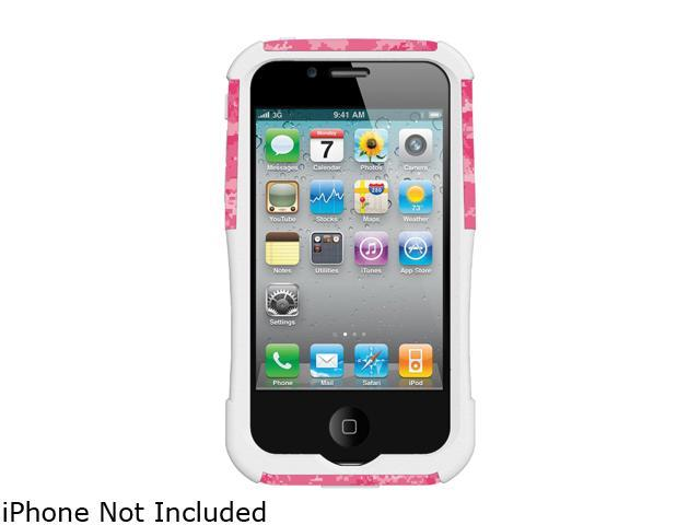 Trident Aegis Pink Camo Case for iPhone 4/4S AG-IPH4-PKWC