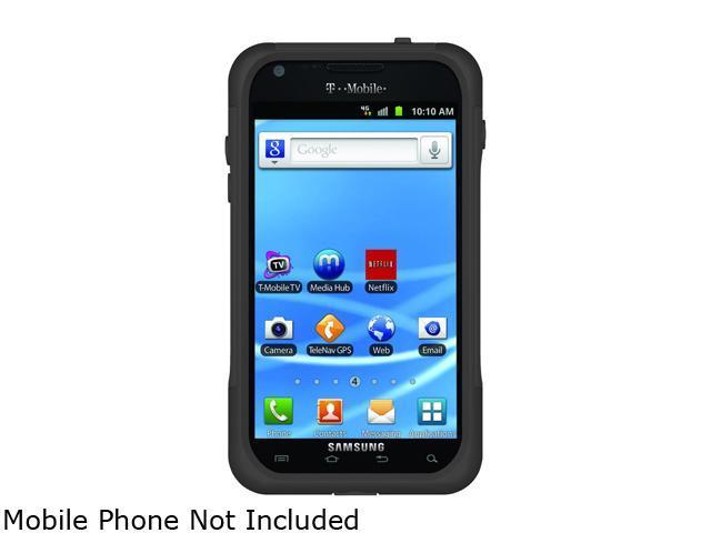 Trident Aegis Black Case for Samsung Galaxy S II T989 AG-T989-BK