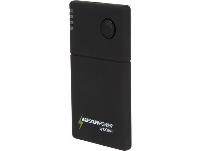 IOGEAR Black GearPower - Portable Battery for Mobile Devices (GMP1001B)