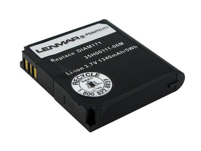 Lenmar Replacement Battery for HTC Touch Pro PDAHTC171