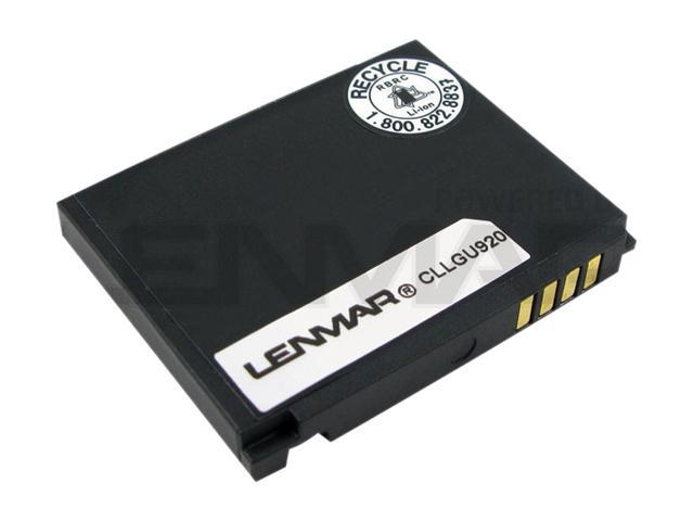 Lenmar Replacement Battery for LG LGIP-580A Cellular Phone CLLGU920