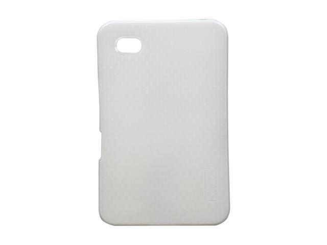 iLuv White Flexi Metallic Case for Galaxy Tab iSS801