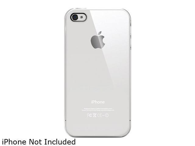 iLuv Clear iPhone 4 CDMA Clear Acrylic Case ICC742CLR