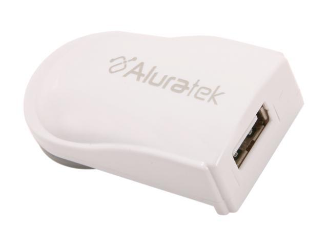 Aluratek AUCS01F White USB Charging Station