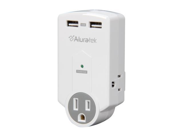 ALURATEK AUCS05F DUAL USB CHARGING STATION