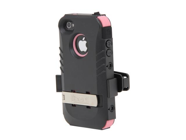 TRIDENT AMS-IPH4S-PK iPhone(R) 4/4S Kraken A.M.S. Series(TM) Case with Holster (Pink)