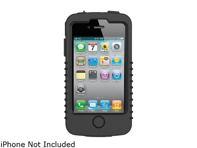 Trident Cyclops II Black Cyclops II Case for iPhone 4/4S CY2-IPH4-BK