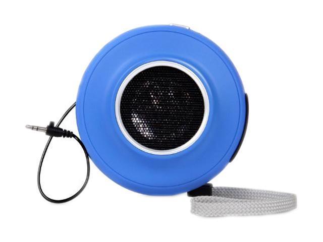 iSound GoSound Blue 3.5mm Speaker ISOUND-1645