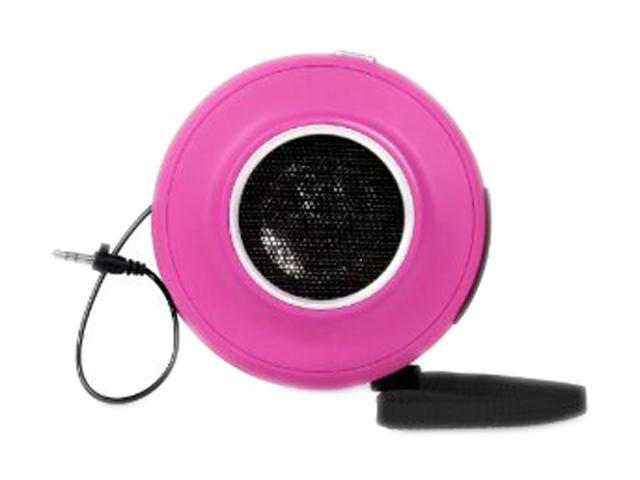 iSound GoSound Pink 3.5mm Speaker ISOUND-1646