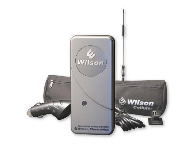 "Wilson Electronics 801241 MobilePro Cell Phone Signal Booster for Car / Home / Office w/ 12"" Antenna for Multiple Users"