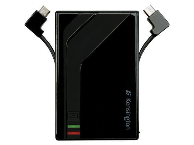 Kensington Black Pocket Battery for Smartphones K38056US