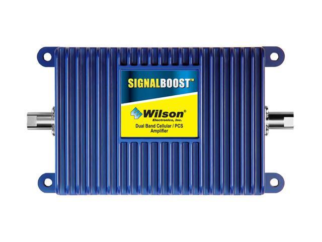 Wilson Signalboost Dual Band Universal Connection Amplifier (811211)