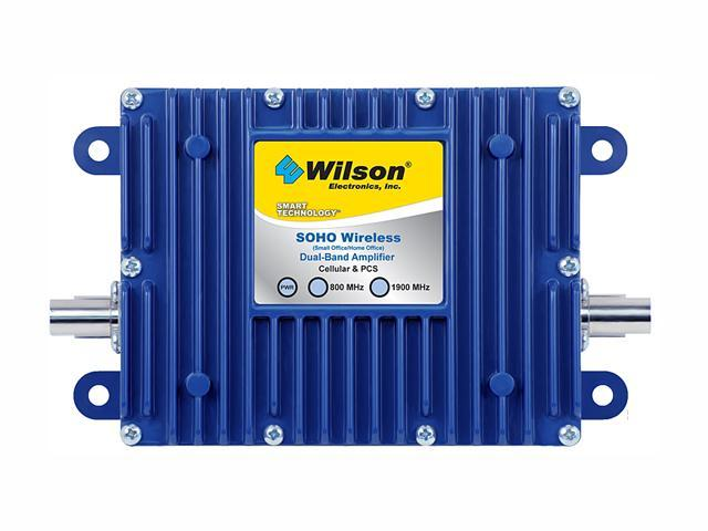 Wilson Electronics In-Building Wireless Dual-Band SOHO Cellular/PCS Amplifier 801245